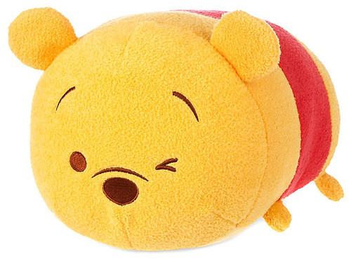 Disney Tsum Tsum Winnie the Pooh Exclusive 11-Inch Mini Plush [Winking]