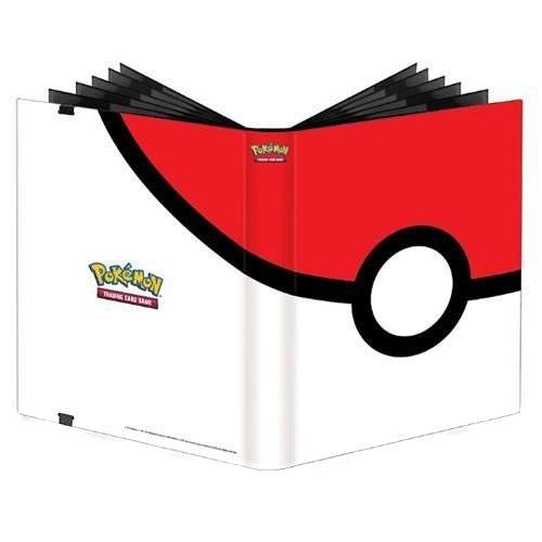 Ultra Pro Pokemon Trading Card Game Pro-Binder Poke Ball 9-Pocket Binder