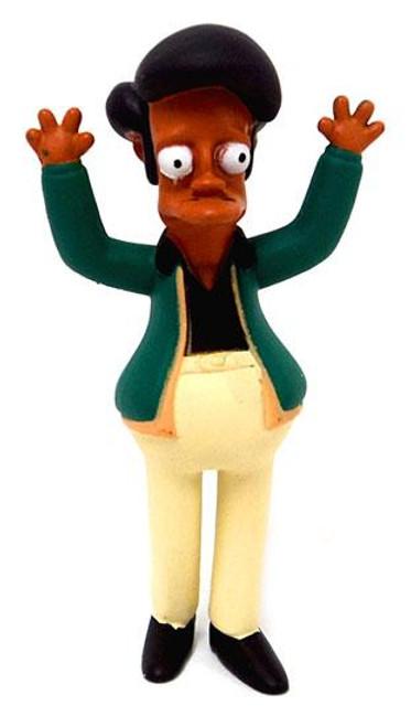 The Simpsons 20 Years Apu Mini Figure