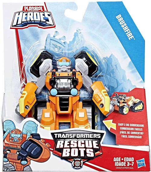 Transformers Playskool Heroes Rescue Bots Brushfire Action Figure