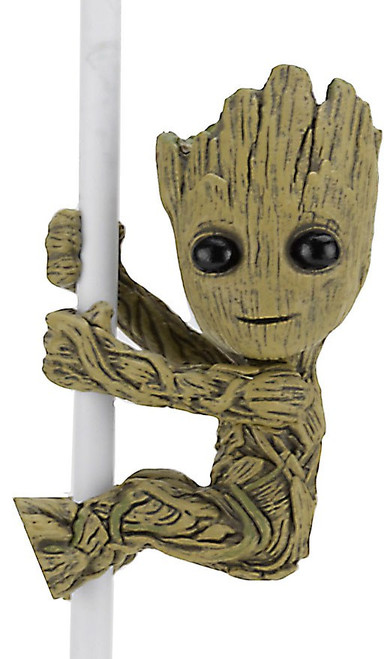 Marvel Guardians of the Galaxy Vol. 2 NECA Scalers Groot Mini Figure [GOTG Vol 2]