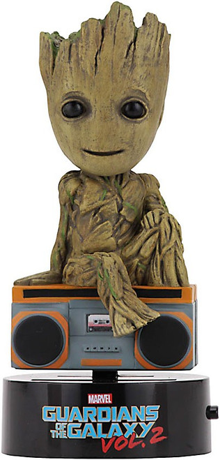 Marvel Guardians of the Galaxy Vol. 2 NECA Body Knocker Groot 6-Inch Bobble Head