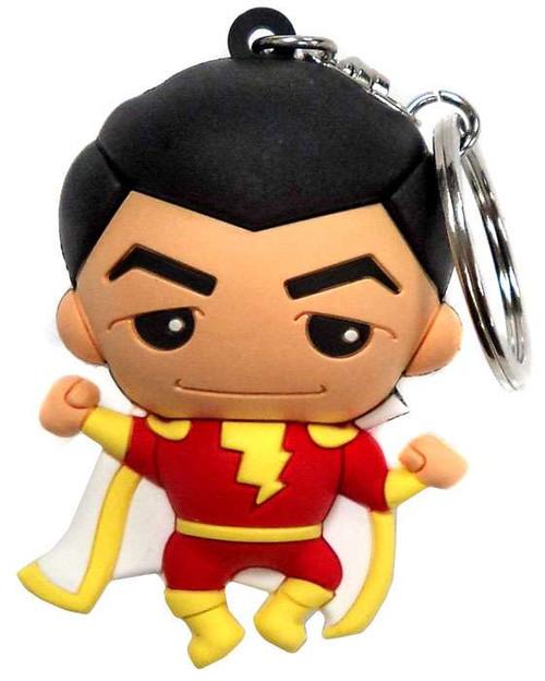 3D Figural Keychains DC Superpowers Shazam Keychain [Loose]