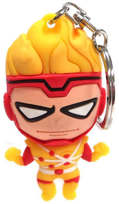 3D Figural Keychains DC Superpowers Firestorm Keychain [Loose]