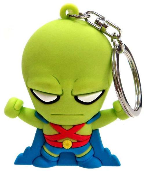 3D Figural Keychains DC Superpowers Martian Manhunter Keychain [Loose]