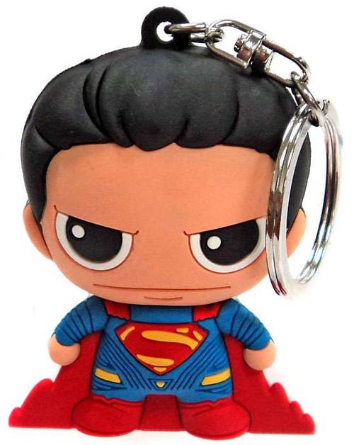 DC 3D Figural Keychains Batman Vs. Superman Superman Keychain [Regular Loose]