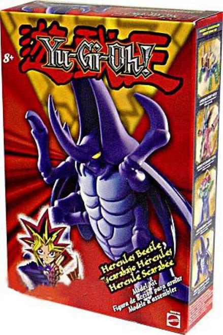 YuGiOh Hercules Beetle Model Kit