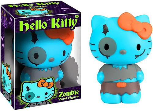 Funko Hello Kitty Halloween Zombie 5-Inch Vinyl Figure [Blue]