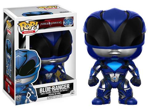 Funko Power Rangers POP! Movies Blue Ranger Vinyl Figure #399