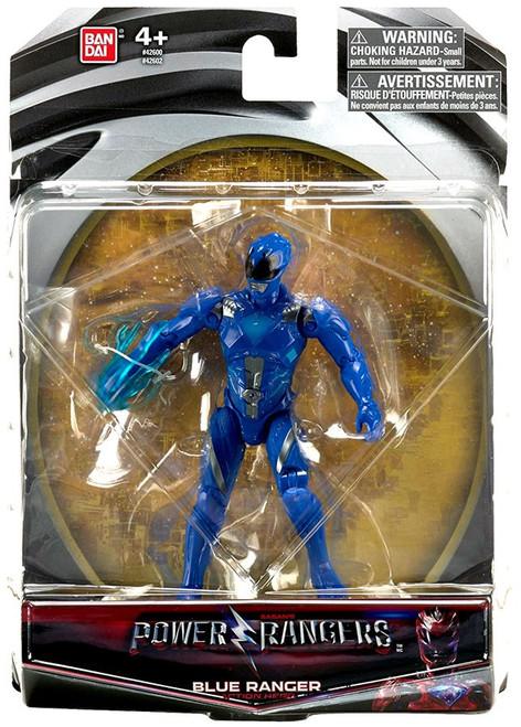 Power Rangers Movie Blue Ranger Action Figure