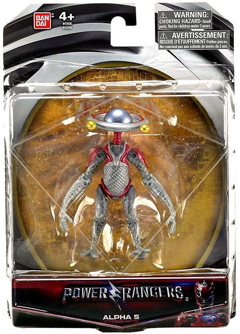 Power Rangers Movie Alpha 5 Action Figure