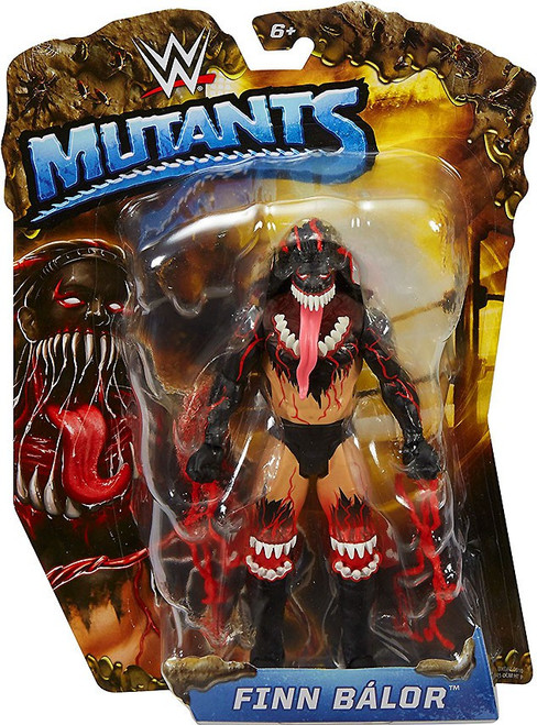 WWE Wrestling Mutants Finn Balor Action Figure