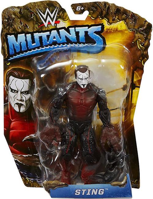 WWE Wrestling Mutants Sting Action Figure