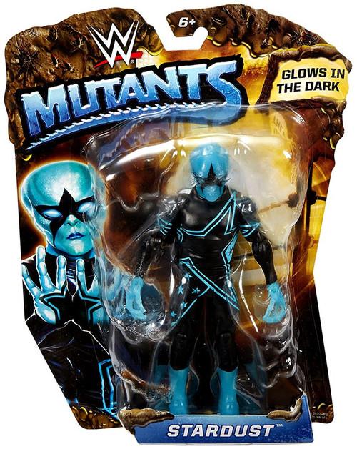 WWE Wrestling Mutants Stardust Action Figure [Glow-in-the-Dark]