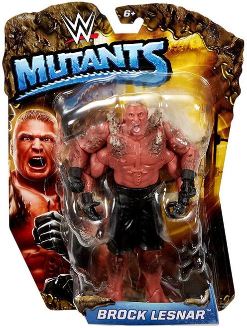 WWE Wrestling Mutants Brock Lesnar Action Figure