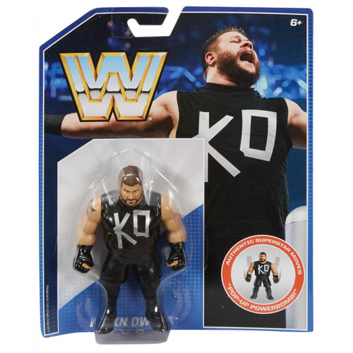 WWE Wrestling Retro Kevin Owens Exclusive Action Figure [KO Shirt]