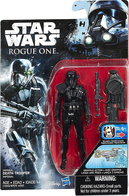 Star Wars Rogue One Imperial Death Trooper Action Figure