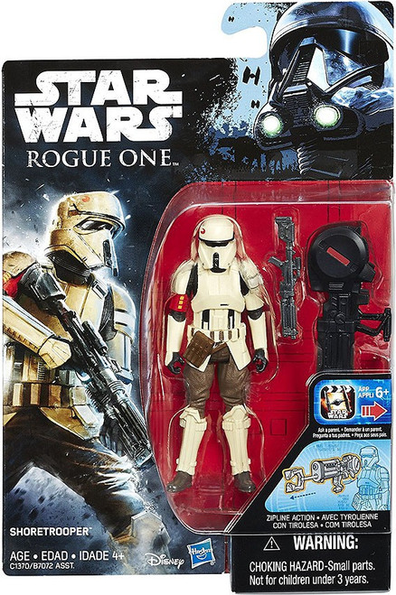 Star Wars Rogue One Shoretrooper Action Figure