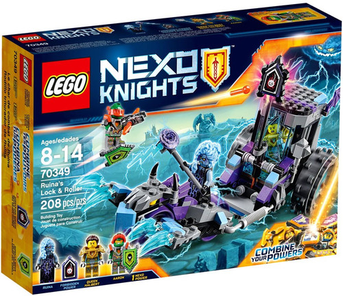LEGO Nexo Knights Ruina's Lock & Roller Set #70349