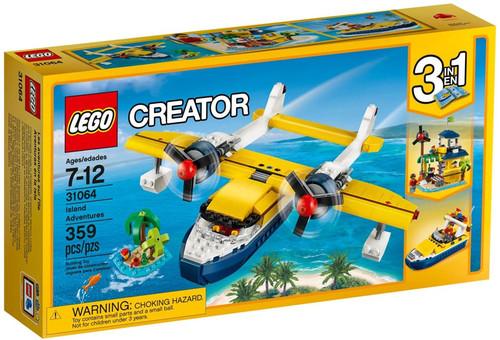LEGO Creator Island Adventure Set #31064