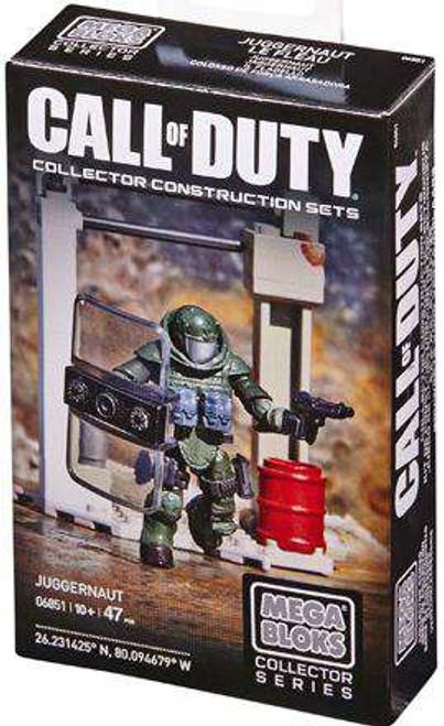 Mega Bloks Call of Duty Juggernaut Set #06851 [Damaged Package]