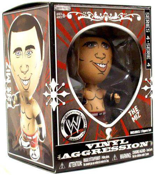 WWE Wrestling Vinyl Aggression Series 4 The Miz 3-Inch Vinyl Figure [Damaged Package]