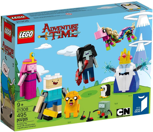 LEGO Ideas Adventure Time Set #21308