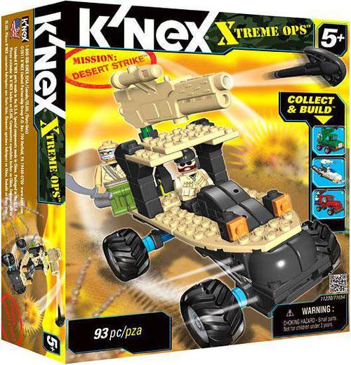 K'Nex Xtreme Ops Mission: Desert Strike Set #11220 [Damaged Package]