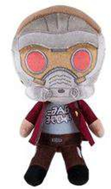 Funko Marvel Guardians of the Galaxy Vol. 2 Star-Lord Plush