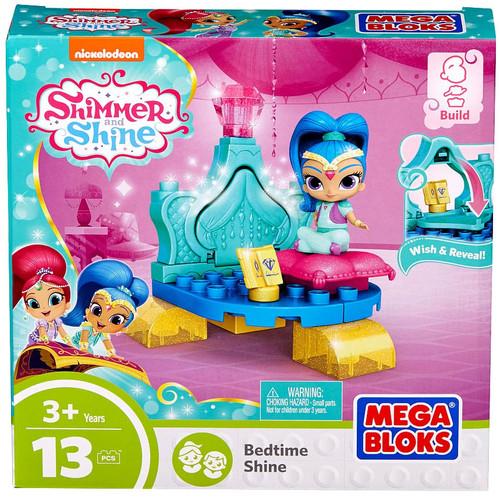 Mega Bloks Shimmer & Shine Bedtime Shine Set DXH09