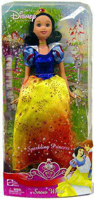 Disney Princess Sparkling Princess Snow White 12-Inch Doll [Damaged Package]