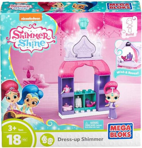 Mega Bloks Shimmer & Shine Dress-Up Shimmer Set FBK01