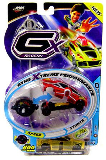 GX Racers Speed Series 3 Wild Tornado Plastic Car [Rain Gyro]
