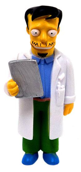 The Simpsons 20 Years Dr. Nick Riviera Mini Figure