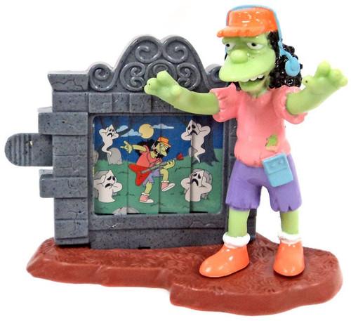 Burger King The Simpsons Creepy Classics Otto Mini Figure