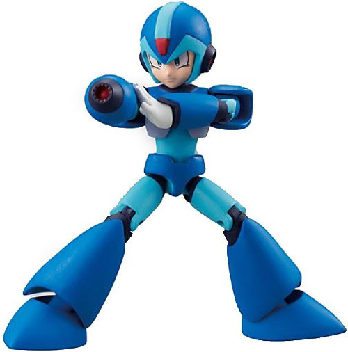 Shokugan 66 Action Series 1 Mega Man X 2.6-Inch Trading Figure