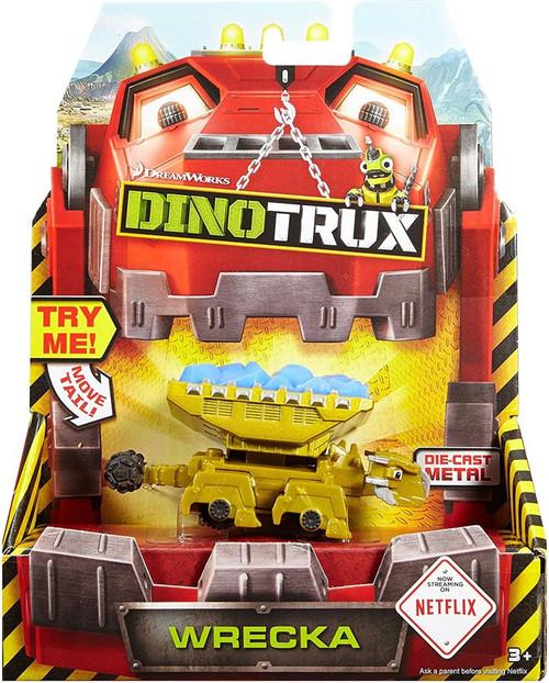 Dinotrux Wrecka Diecast Figure
