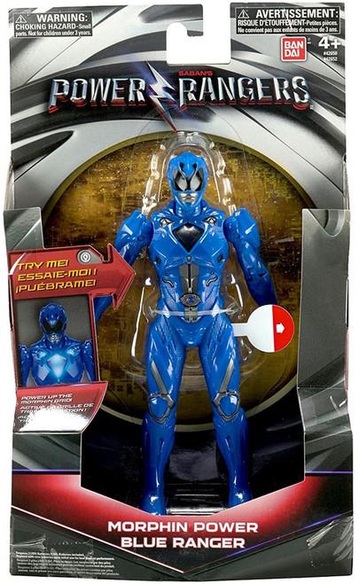 Power Rangers Movie Morphin Grid Blue Ranger Action Figure