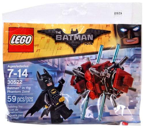 LEGO DC The Batman Movie Batman in the Phantom Zone Set #30522