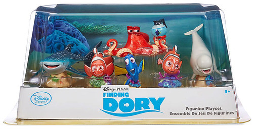 Disney / Pixar Finding Dory Exclusive Figurine Playset