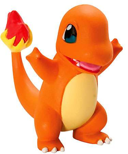 Pokemon Basic Charmander 3-Inch Figure [Loose (No Package)]