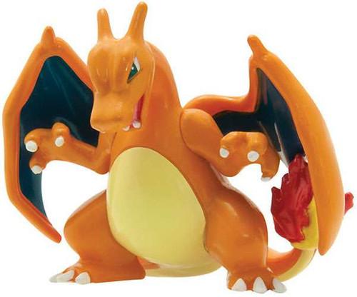 Pokemon Basic Charizard 3-Inch Figure [Loose (No Package)]