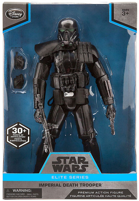 Disney Star Wars Rogue One Elite Death Trooper Exclusive Premium Action Figure