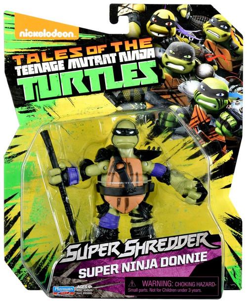 Teenage Mutant Ninja Turtles Tales of the TMNT Super Shredder Super Ninja Donnie Action Figure