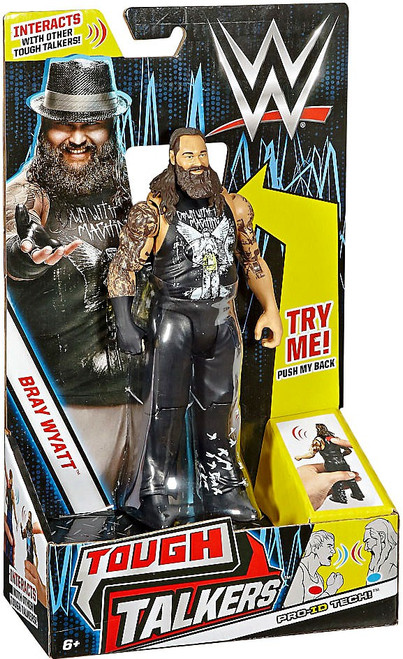 WWE Wrestling Tough Talkers Bray Wyatt Action Figure
