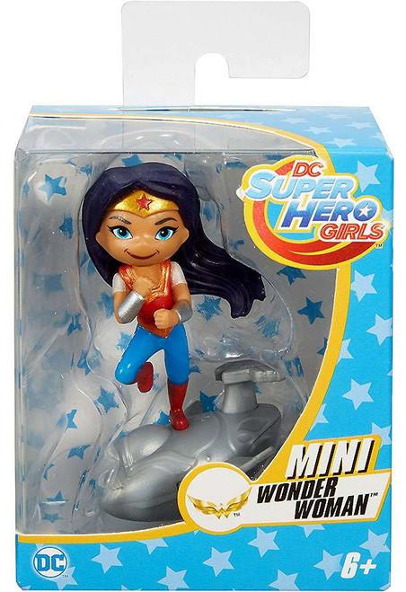 DC Super Hero Girls Wonder Woman Mini Figure