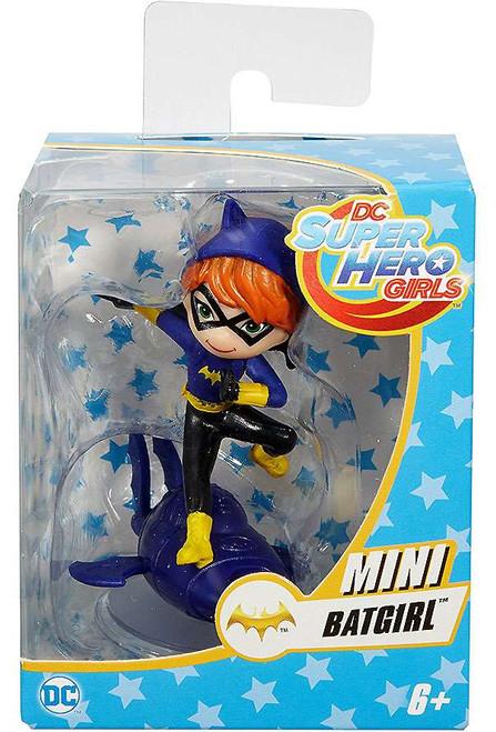 DC Super Hero Girls Batgirl Mini Figure
