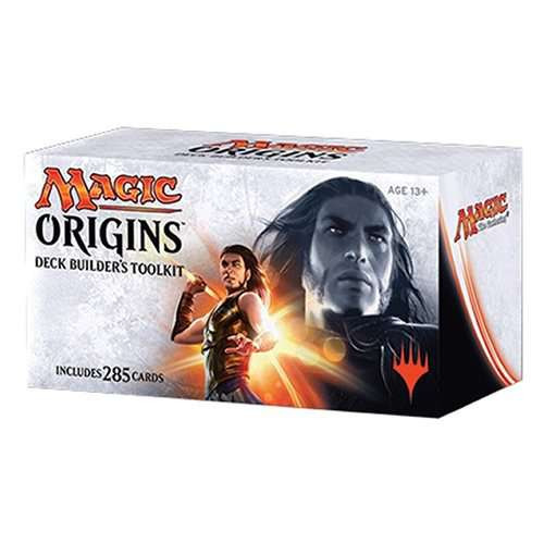 MtG Trading Card Game Magic Origins Deck Builder's Toolkit