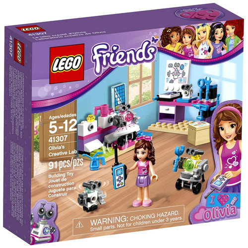 LEGO Friends Olivia's Creative Lab Set #41307