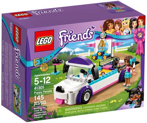 LEGO Friends Puppy Parade Set #41301